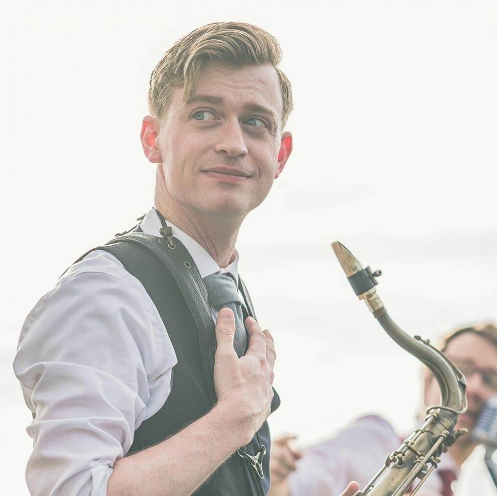 Joe Brenneman Saxophone Woodwinds Clarinet Teacher Musicologie
