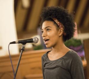 Judith Sings at Musicologie