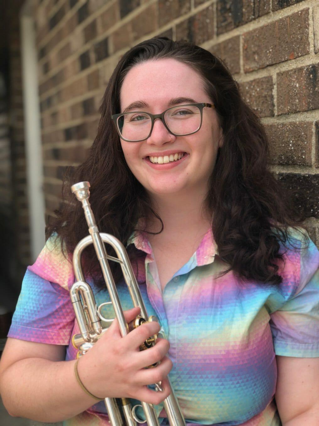 Lea McClure Trumpet Teacher at Musicologie