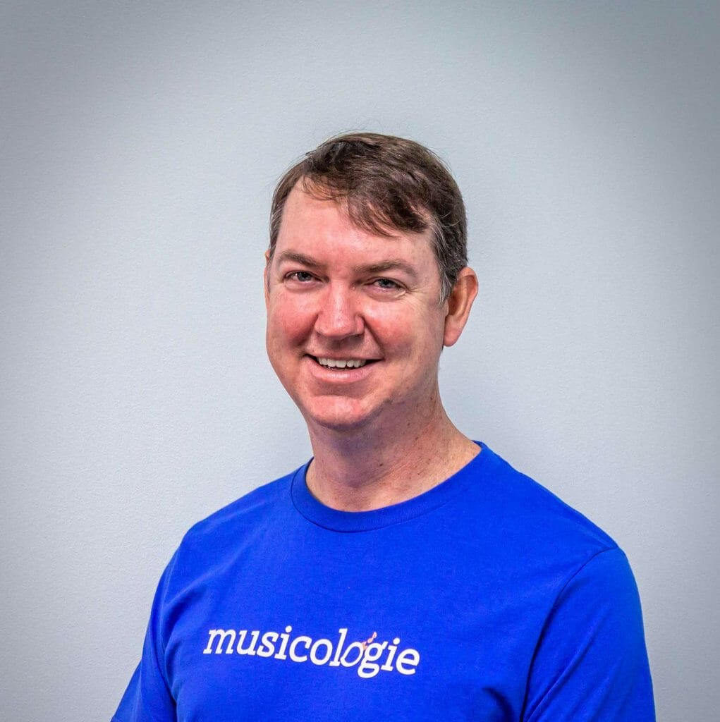 Jeremy Singer Guitar Teacher at Musicologie Anderson